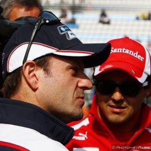 Rubens Barrichello tumore