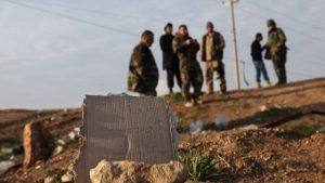 siria fossa comune