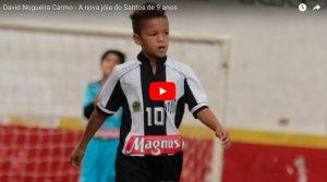 YOUTUBE David Nogueira Carmo batte Neymar, contratto di sponsorizzazione a 9 anni