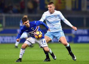 Lazio-Sampdoria streaming-diretta tv, dove vederla