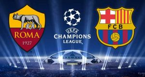 Roma-Barcellona streaming-diretta tv, dove vederla