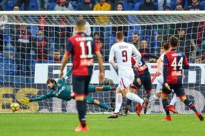 Roma-Genoa diretta, highlights, pagelle
