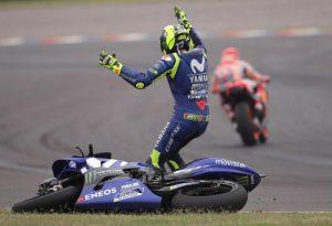 "Marc Marquez: ""Valentino Rossi ha paura? Io mai quando corro"""