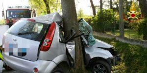 vigonza incidente stradale
