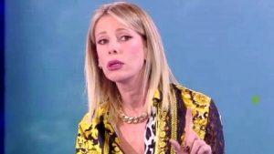 Alessia Marcuzzi si sfoga per le accuse di Isola dei Famosi truccata