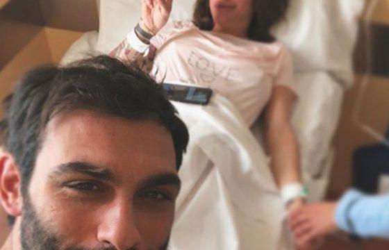 Francesco Arca e Irene Capuano genitori bis: è nato Brando Maria 02