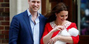 Louis Arthur Charles: ufficiale il nome del Royal Baby. Ma quello spoiler sbagliato...
