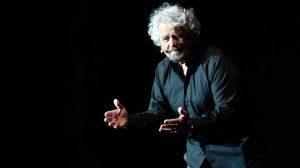 Beppe Grillo spettacolo Insomnia