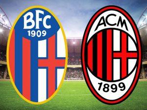 Bologna-Milan diretta, highlights, pagelle