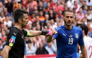 """Leonardo Bonucci: """"Buffon? Io avrei fatto lo stesso a Madrid"""""""