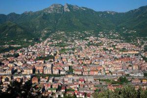 Cava de' Tirreni provincia di Salerno