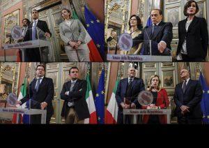Di Maio ultimatum a Salvini, ma leader Lega non molla Berlusconi