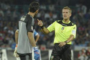 Daniele Orsato scelto per i Mondiali Russia 2018. E' l'arbitro di Inter-Juve...