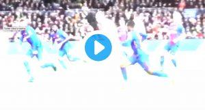 Dzeko, video rigore negato durante Barcellona-Roma