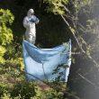 Roma, corpo di donna carbonizzato nel Parco delle Tre Fontane04
