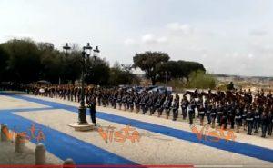 Festa polizia, messaggio Mattarella
