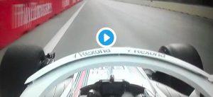 Formula 1, Gp Azerbaigian (VIDEO): incidente tra Raikkonen e Ocon