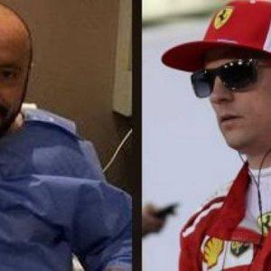 Francesco Cigarini, in Italia il meccanico Ferrari investito da Raikkonen