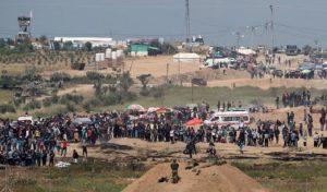 Gaza, ancora scontri al confine con Israele: sei palestinesi uccisi, oltre mille feriti