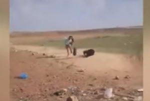 Al Nabi, diciottenne palestinese, è stato ucciso dai soldati israeliani mentre fuggiva