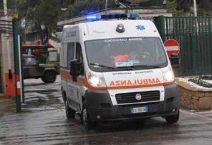 Trieste, incidente lungo l'A4: un ferito (foto d'archivio Ansa)
