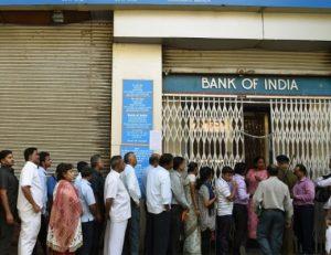 India, bancomat vuoti: seconda volta in due anni