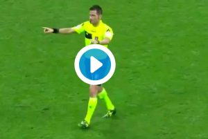 Inter-Cagliari 4-0, video: var toglie rigore, Andreolli mano su tiro di Candreva