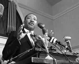 """Il testo del discorso di Martin Luther King """"I have a dream"""""""