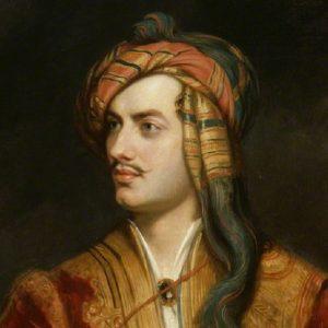 Thomas Phillips, Lord Byron in abiti albanesi (1835 circa)