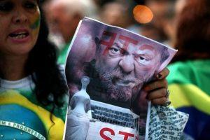 Brasile, ex presidente Lula  in carcere per corruzione