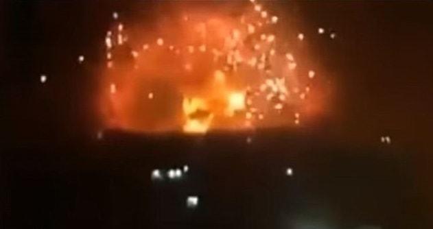 Missili in Siria provocano terremoto