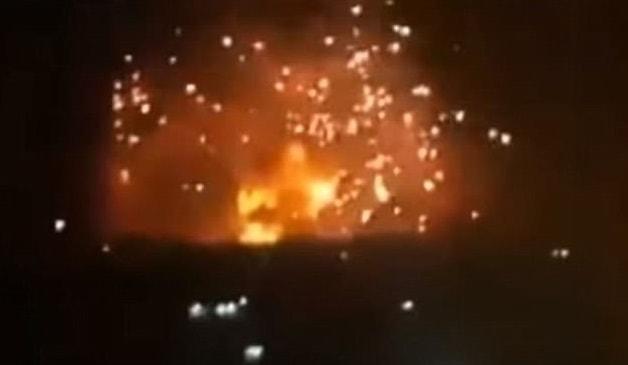 Siria: missili sono così forti da causare un terremoto
