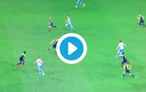Lazio-Salisburgo 4-2, Marco Parolo: video gol di tacco