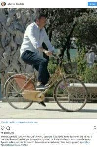 Matteo Renzi a Forte dei Marmi