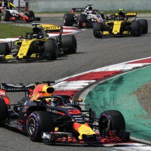 Formula 1 Gran Premio Cina: Daniel Ricciardo vince su Bottas e Raikkonen