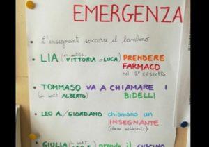 Riccione, in classe il compagno è epilettico: ogni compagno ha un ruolo per le emergenze