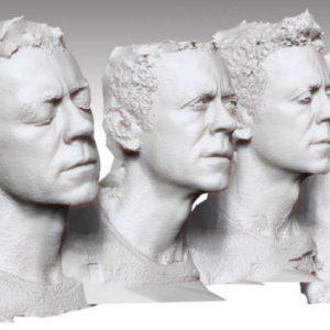 Rocco Siffredi, a Berlino verrà esposta una statua in marmo dell'attore a luci rosse FOTO