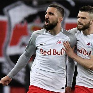 Salisburgo-Lazio 4-1 highlights, pagelle: Immobile non basta