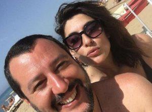 Elisa Isoardi e Matteo Salvini alle Isole Tremiti: continuano le vacanze al mare