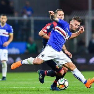 Sampdoria-Genoa 0-0 pagelle del derby di Genova