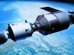 La stazione spaziale cinese Tiangong 1 è caduta sulla Terra