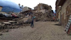 Terremoto Muccia, ultimo di 86.000 registrati da INGV dal 24 agosto 2016