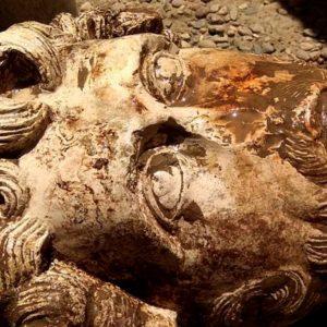 Egitto, ad Assuan trovata testa in marmo dell'imperatore Marco Aurelio