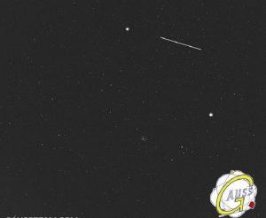 Tiangong 1: la foto della stazione spaziale cinese che cadrà sulla Terra questa notte