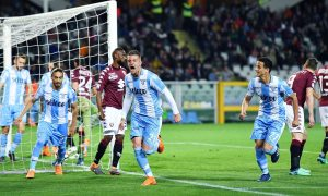 Torino-Lazio 0-1 highlights e pagelle, Milinkovic Savic decisivo