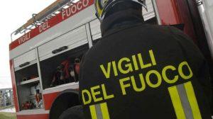 San Severo di Foggia, esplosione fabbrica fuochi d'artificio: due feriti