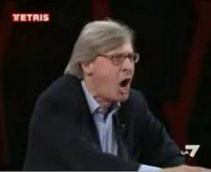 """Vittorio Sgarbi """"Ma che Fico un governo dei perdenti"""""""