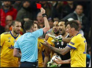 Real Madrid-Juventus, Uefa apre due procedimenti disciplinari su Buffon