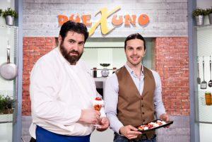 Due per uno su Alice: sfida tra Nord e Sud con gli chef Alberto Manino ed Emanuele Natalizio