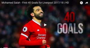YOUTUBE Salah miglior calciatore   Premier League: no al Real Madrid